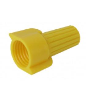ЭРА Соединительный изолирующий зажим СИЗ-Л 4,5-12 мм2 с лепестками желтый (50 шт) (200/3200)