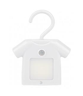 Светильник-ночник NLED-486-1W-MS-W белый ЭРА с датчиком движения