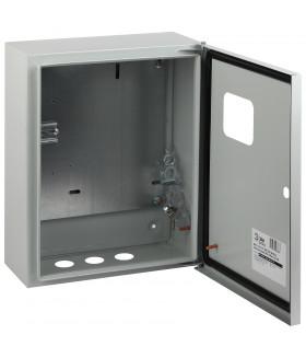 Металлический корпус навесной ЭРА SIMPLE ЩУ 3-1-0 76 У1 IP54 (400x315)