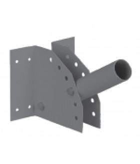 Кронштейн для уличного светильника с перемен углом 230*150*120 SPP-AC2-0-230-048 ЭРА