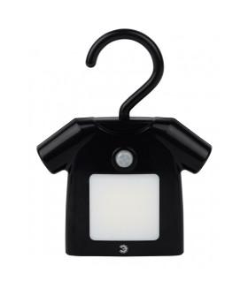 Светильник-ночник NLED-486-1W-MS-BK черный ЭРА с датчиком движения