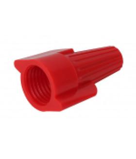 ЭРА Соединительный изолирующий зажим СИЗ-Л 7-20 мм2 с лепестками красный (50 шт) (100/1800)