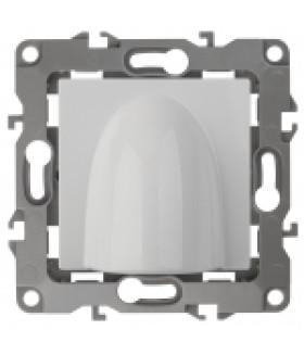 Вывод кабеля, Эра12, белый 12-6003-01 ЭРА