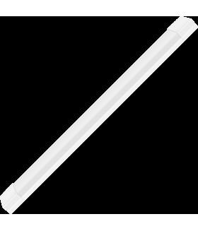 Линейный светильник IP20, 0,6 м, 18 Вт, 4000К, опал SPO-531-0-40K-018 ЭРА