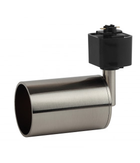 Трековый Светильник TR14-GU10 SN ЭРА, 55*165 мм, сатин никель