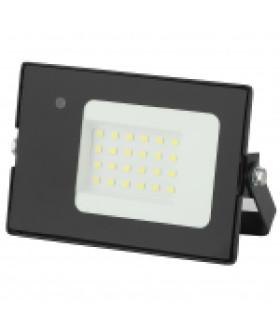 Прожектор светодиодный уличный 20Вт 1400Лм 6500К датчик нерегулируемый LPR-041-1-65K-020 ЭРА