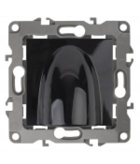 Вывод кабеля, Эра12, чёрный 12-6003-06 ЭРА