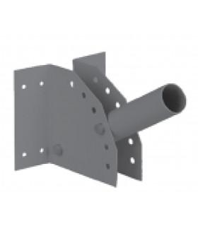 Кронштейн для уличного светильника с перемен углом 300*150*120 SPP-AC2-0-300-048 ЭРА