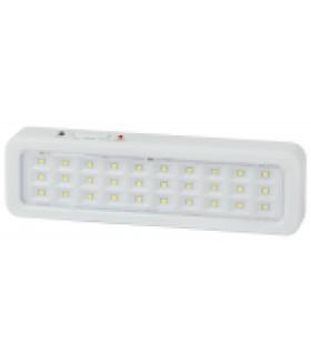 Светильник светодиодный аварийный постоянный 30LED 5ч IP20 DBA-105-0-20 ЭРА