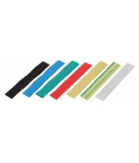 ЭРА Термоусаживаемая трубка ТУТнг 10/5 набор (7 цветов по 3 шт. 100мм) (400/9600)
