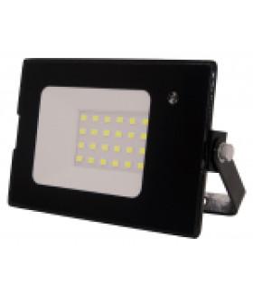 Прожектор светодиодный уличный 30Вт 2100Лм 6500К датчик нерегулируемый LPR-041-1-65K-030 ЭРА