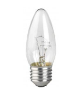 Лампа ЭРА ДС (B36) свечка 40Вт 230В E27, (100/7200)