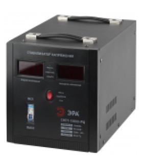 Стабилизатор напряжения переносной, ц.д., 90-260В/220В, 10000ВА СНПТ-10000-РЦ ЭРА