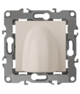 Вывод кабеля, Эра12, слоновая кость 12-6003-02 ЭРА