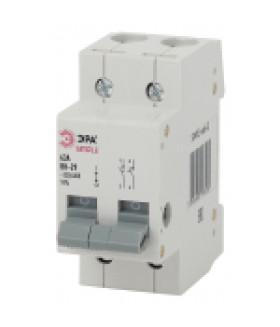 Выключатель нагрузки (мини-рубильник) ВН-29 2P 63А SIMPLE-mod-62 ЭРА SIMPLE