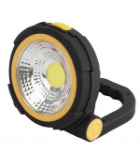 Купить не дорого Фонарь Практик прожектор 4Вт. COB, софт-тач, магнит, 3xAA, бл RB-705 ЭРА