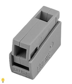 Клемма для освет. оборудования; (От 1,0 до 2,5) / (0,5 - 2,5) мм.кв.224-101