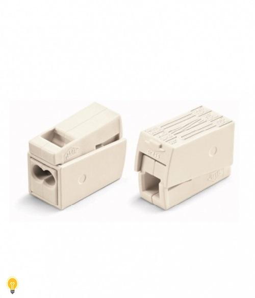 Клемма для светильников, 0.5-2.5 мм2, с пастой 224-111