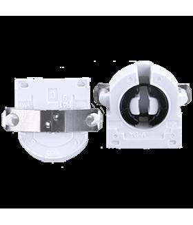 Ecola base G13 патрон торцевой поворотный с защелками и прижимной пружиной (1 из уп. по 10)
