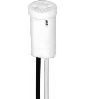 Патрон керамический для галогенных ламп 230V G4.0, LH20