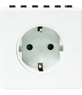 Розетка с таймером Feron TM21 недельная электронная мощность 3500W/16A