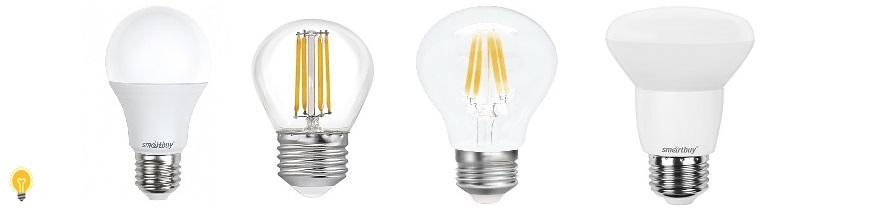 Светодиодная лампа E-27