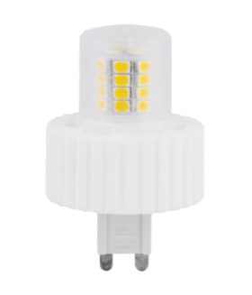 Ecola G9 LED 7,5W Corn Mini 220V 4200K 300° (керамика) 61x40