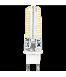 Ecola G9 LED 5,0W Corn Micro 220V 2800K 320° 50x15
