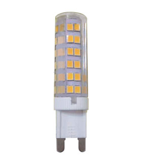 Ecola G9 LED 7,0W Corn Micro 220V 2800K 360° 60x15