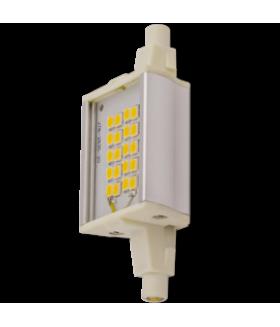 Ecola Projector LED Lamp 4,5W F78 220V R7s 4200K (алюм. радиатор) 78x20x32