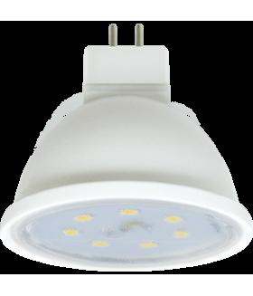 Ecola MR16 LED Premium 7,0W 220V GU5.3 4200K прозрачная 48x50