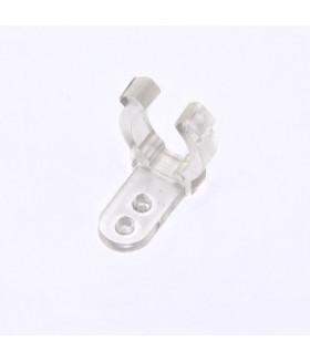 Крепеж на стену 2W для дюралайта LED-F2W со светодиодами. пластик LD127