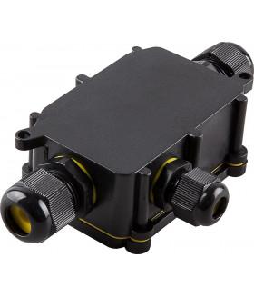 Распределительная коробка FERON LD523. количество вводов: 3