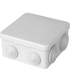 Распределительная коробка STEKKER EBX10-27-44. количество вводов: 7