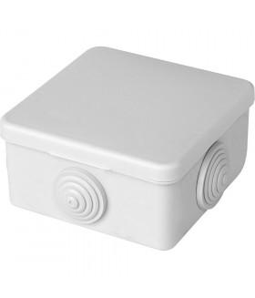 аспределительная коробка STEKKER EBX10-24-44. количество вводов: 4