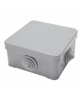 Распределительная коробка STEKKER EBX10-34-44. количество вводов: 4