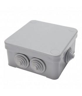 Распределительная коробка STEKKER EBX10-37-44. количество вводов: 7