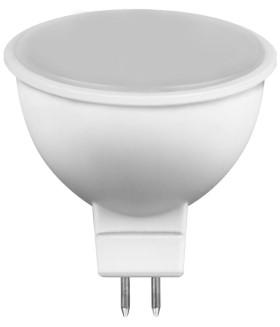 Лампа светодиодная FERON LB-24. MR16 (рефлекторная). 5W 230 G5.3 2700К