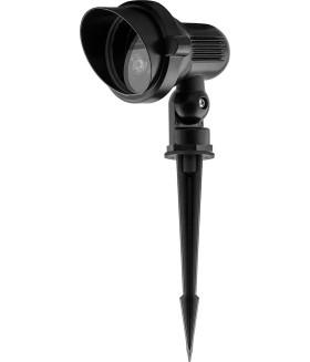 Тротуарный светильник светодиодный. на колышке (ДТУ) FERON SP2704. 3W. (зеленый)