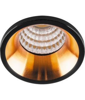 Светильник встраиваемый светодиодный. для подсветки мебели (ДВБ) FERON LN003. 3W 4000К