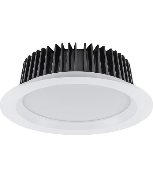 Светильник встраиваемый светодиодный. для торгового освещения (ДВО) FERON AL253. 8W 4000К