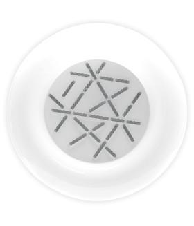 Светодиодный управляемый светильник накладной Feron AL5600 тарелка 80W 3000К-6500K