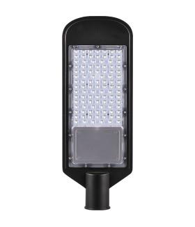 Уличный светильник консольный светодиодный. на столб (ДКУ) FERON SP3032. 50W. 6400К