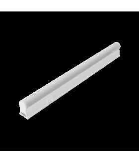 Светильник GAUSS LED TL линейный матовый 5W 3000K 312х22х37, 400лм 1/25