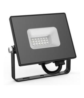 Прожектор Gauss Elementary 10W 650lm зеленого свечения 175-265V IP65 черный LED 1/20