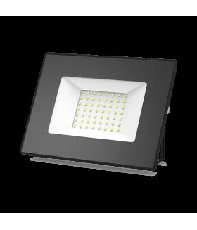Прожектор светодиодный Gauss Elementary 50W 3510lm IP65 6500К черный ПРОМО 1/10