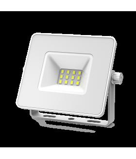 Прожектор светодиодный Gauss Elementary 10W 780lm IP65 6500К белый 1/20