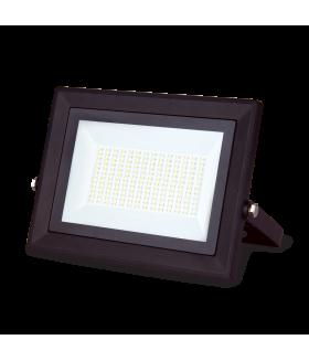 Прожектор светодиодный Gauss Elementary 10W 760lm IP65 3000К черный 1/20