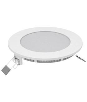 Встраиваемый светильник Gauss ультратонкий круглый IP20 12W,170х22, Ø155, 6500K 990лм 1/20