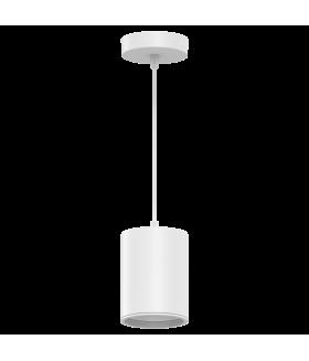 LED светильник накладной (подвесной) HD039 12W (белый/белый) 3000K 79*100мм 1/20